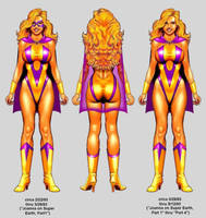 Venus Costume, 1st Version by mjarrett1000