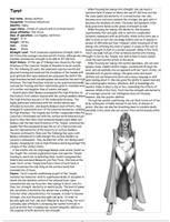 Tarot Data File by mjarrett1000