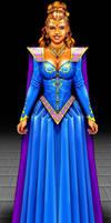 Oeridean Royal Formal Dress by mjarrett1000