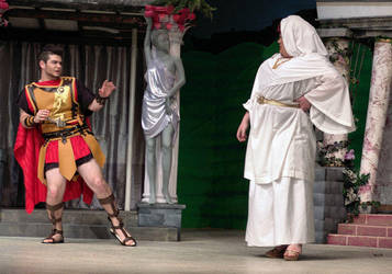 A Funny Thing Happened on the Way to the Forum 12 by magic-needle