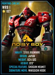 Noisy Boy by noisyboy75