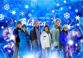 +Oh Blanca Navidad by SelenaPurpleewDirect