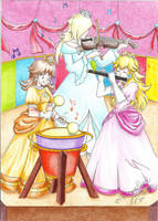 .:Rhythm Recital:. by PrincessPeachFanLove