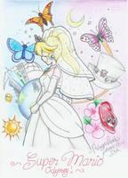 .:Super Mario Odyssey:. by PrincessPeachFanLove