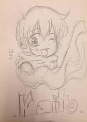 Vocaloid Kaito by Kiwi-Francis