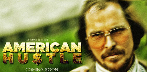 American Hustle Banner #1 by zviray