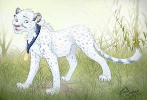 Epona Cheetah by charfade