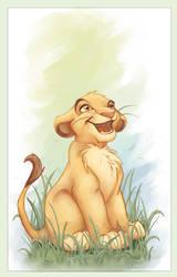 Simba's Summer by charfade