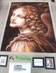 DaVinci Angel in the rocks FINAL by charfade