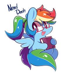 Nerd Dash by MACKINN7