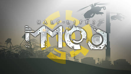 Half-Life 2: MMod Logo and background Art by sgor00