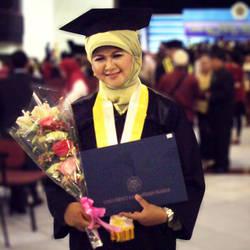 my graduation by belindch