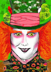 the mad hatter by belindch