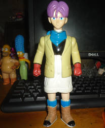 Trunks toy by ssfactor