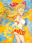 Sailor Venus - Total Eclipse of the Heart by IAmABananaOo