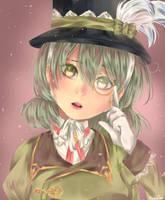 Marcie by KeikoTan