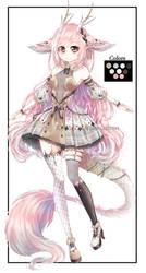 Dragon Girl Auction Adopt AB addesd[CLOSED] by KeikoTan