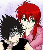 lovely Friendship by Misao-sama