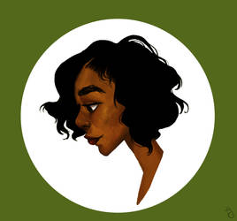Black And Green by OddKamaboko