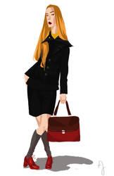 Suitcase by OddKamaboko