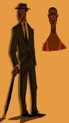 Random guy by OddKamaboko
