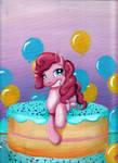 Pinkie Pie by Trish-the-Stalker