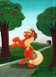Applejack by Trish-the-Stalker