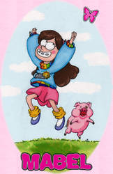 Mabel Pines by Trish-the-Stalker