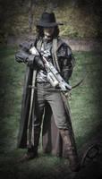 Van Helsing cosplay - 2 by ilPas