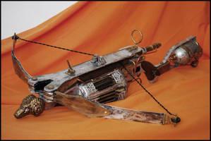 Van Helsing cosplay - Crossbow by ilPas