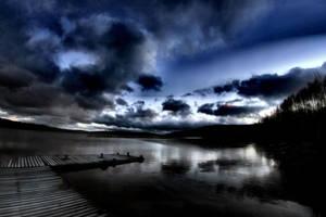 blue .... by KariLiimatainen