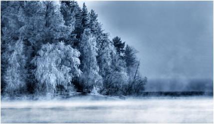 Mysterious winter by KariLiimatainen