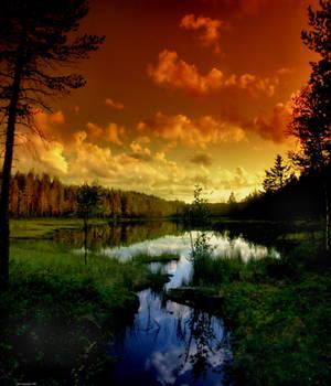 Rainbow country by KariLiimatainen