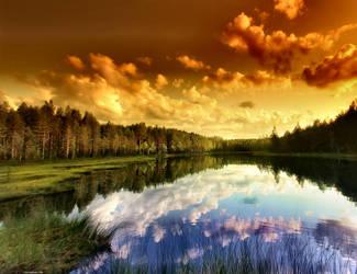 back to summer by KariLiimatainen