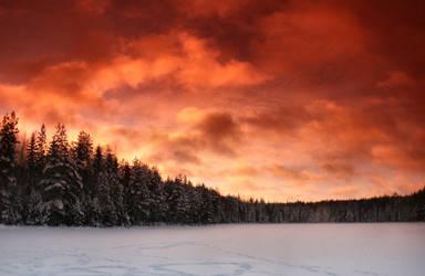 Winter Apocolypse by KariLiimatainen