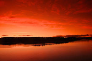 sunrise by KariLiimatainen