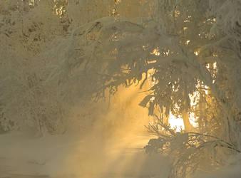 morning mysterious by KariLiimatainen