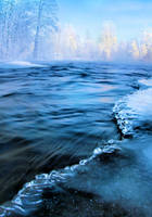 watch out for thin ice by KariLiimatainen