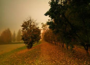 Autumn memories by KariLiimatainen