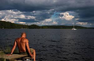 Summer is nice time. by KariLiimatainen
