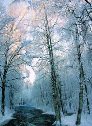 Winter in Finland.. by KariLiimatainen