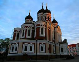 Tallinn by KariLiimatainen