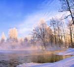 Nice winter day ... by KariLiimatainen