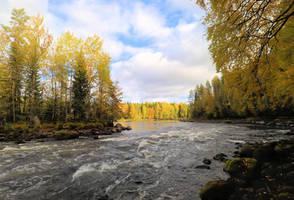 Autumn in Finland by KariLiimatainen