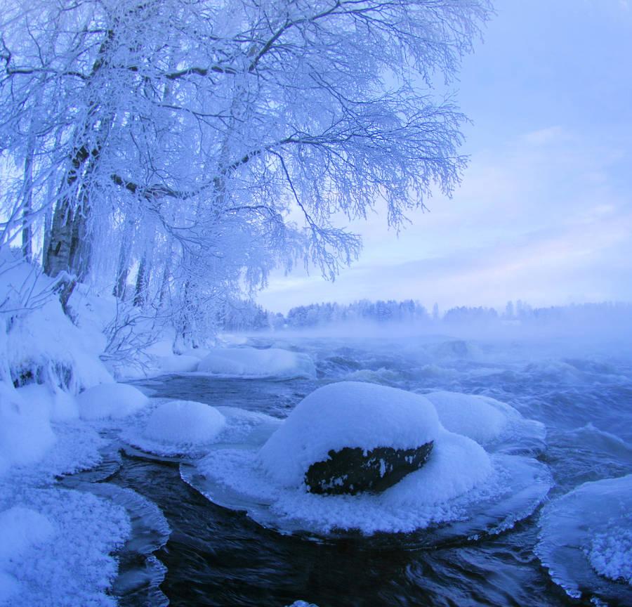 Winter memories. updated by KariLiimatainen