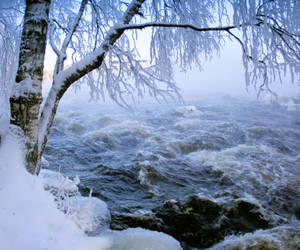 Winter time.. by KariLiimatainen