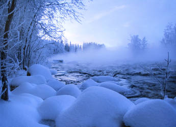 Winter by KariLiimatainen