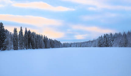 Winter in Finland .. by KariLiimatainen