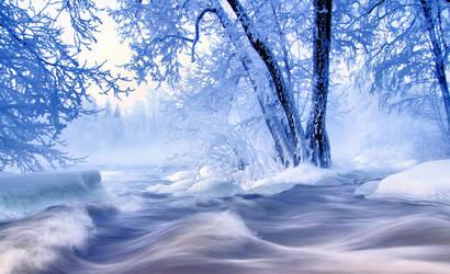 Winter wonderland ..updated by KariLiimatainen