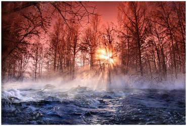 I saw the light .. II by KariLiimatainen